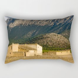 Parque Natural De Sierra Maria-Los Velez Rectangular Pillow