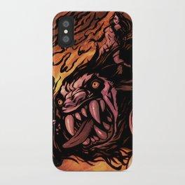 Zaulian Beast iPhone Case