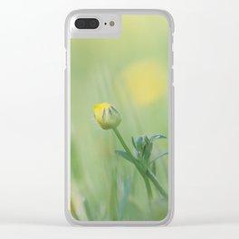 Buttercup2 Clear iPhone Case