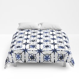 Nautica Blue Comforters