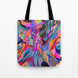 Mind Blown Tote Bag