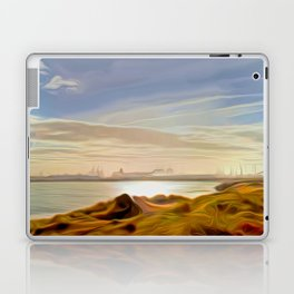 Across the Lake Laptop & iPad Skin