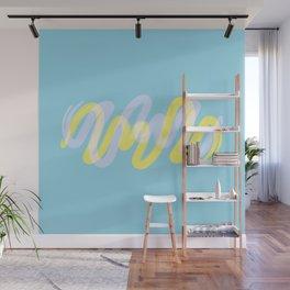 VibrantBrush7 Wall Mural