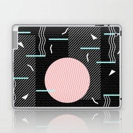 Memphis Summer Night Laptop & iPad Skin