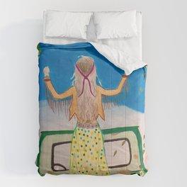 Deuces Comforters