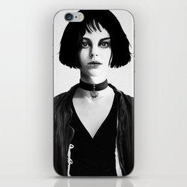 Mathilda iPhone Skin