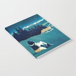 Magical Solitude Notebook