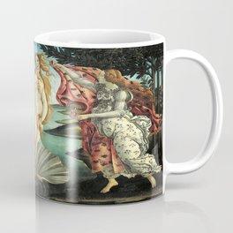 Sandro Botticelli's The Birth of Venus Coffee Mug
