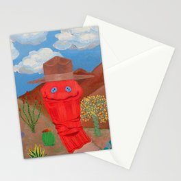Ranger Sock Stationery Cards