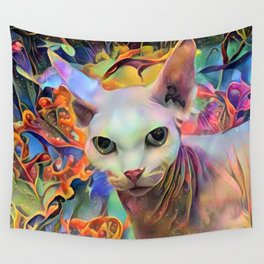 Where Have You Been Wall Tapestry