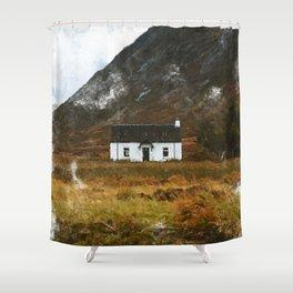 Glencoe Scotland Shower Curtain