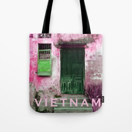 ANTIQUE CHINESE SOUND of HOI AN in VIETNAM Tote Bag