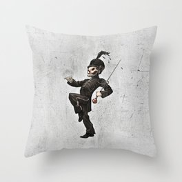 My Chemical Romance - The Black Parade Throw Pillow