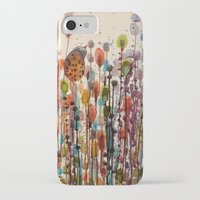 andreas preis iPhone & iPod Cases featuring je suis là by sylvie demers