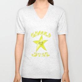 Ghould Star Unisex V-Neck