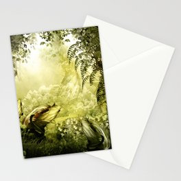 """Catch (Forest)"" Stationery Cards"