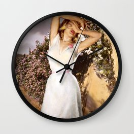 Soft Decay Wall Clock