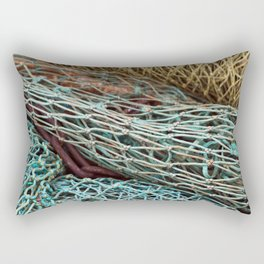 FISHING NET Rectangular Pillow