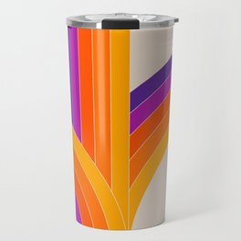 Bounce - Rainbow Travel Mug