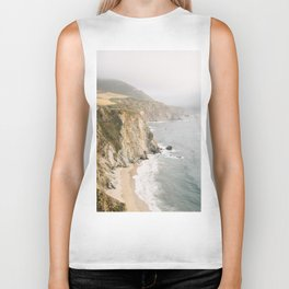 Big Sur California Biker Tank