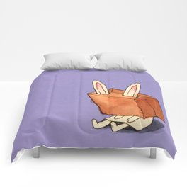 Where is Toki? Comforters
