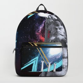 Ancient Gods and Planets: Pluto Backpack