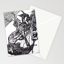 Destroyer of Worlds Stationery Cards