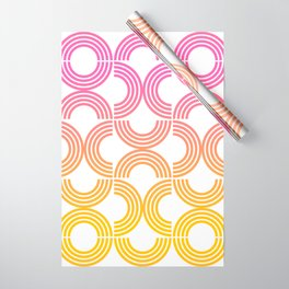 Deco Geometric 05B Wrapping Paper