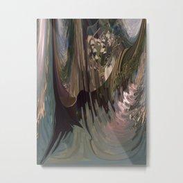 """Flight"" Metal Print"
