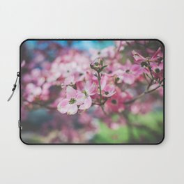 Vibrant Flowers Laptop Sleeve