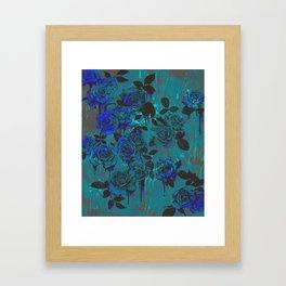 Royal Roses Framed Art Print