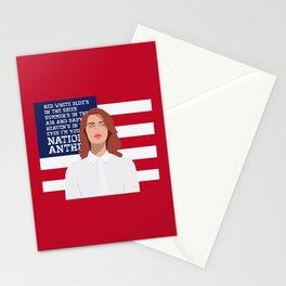 National Anthem Stationery Cards