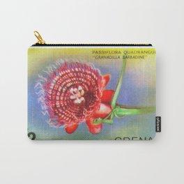 Passiflora Quadrangularis Carry-All Pouch