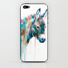 Donkey iPhone & iPod Skin