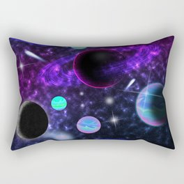 My Lover Is From Outer Space Rectangular Pillow