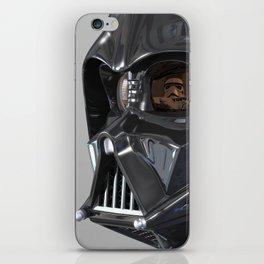Darth Vader Playboy Flagrant iPhone Skin