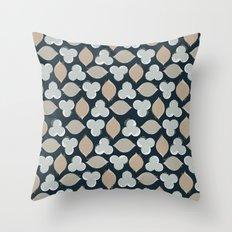 Lavandula Throw Pillow