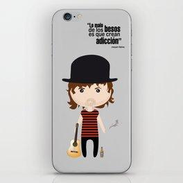 Joaquin Sabina iPhone Skin