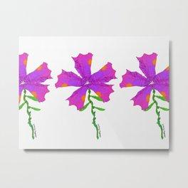 Strange Flora #001 Metal Print