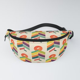 Lingering Mountains Fanny Pack