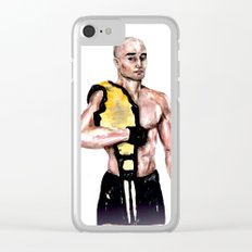 The Champion Clear iPhone Case
