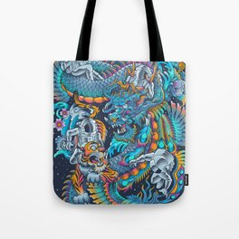 New Space Found Tote Bag