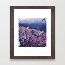 Transcendent Twilight Framed Art Print