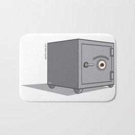 s.eye.fe box Bath Mat
