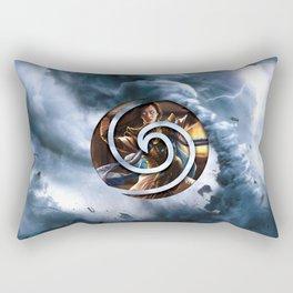 Narset the Airbender Rectangular Pillow