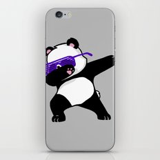 Dabbing Panda iPhone Skin