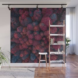 Imaginary Forest - Top View Wall Mural