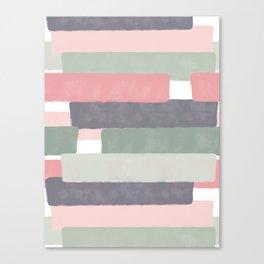 Soothing #society6 #abstractart Canvas Print