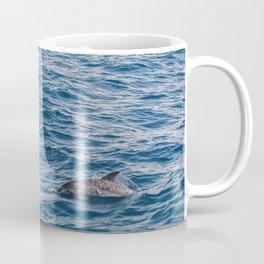 Dolphin, Portugal, 2017 Coffee Mug