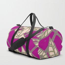 Rose Trellis Duffle Bag